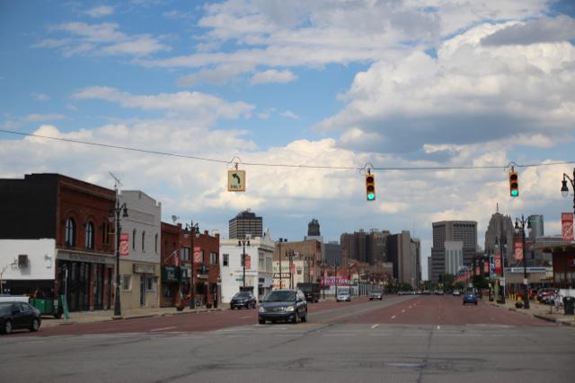 Corktown - Michigan Av