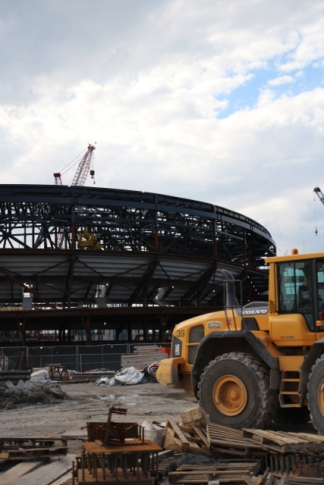 Future hockey stadium